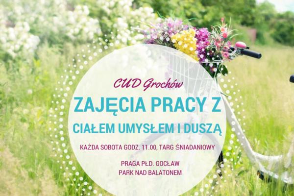 CUD Grochów na Targu Śniadaniowym – wstęp wolny! 9.07 OPEN