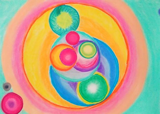 7.10 mandaLOVE – warsztat intuicyjnego malowania mandali