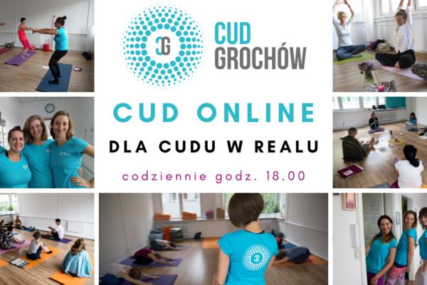 CUD ONLINE dla CUDu w realu :)