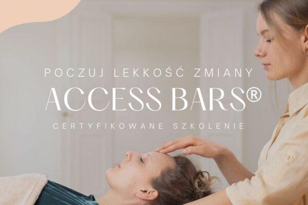 11.04 Certyfikowane szkolenie z techniki Access Bars®.